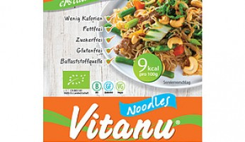 Konjac noodles - low carb Vitanu